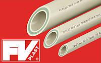 Труба ПН 20 32x5,4 мм. FV plast FASER со стекловолокном