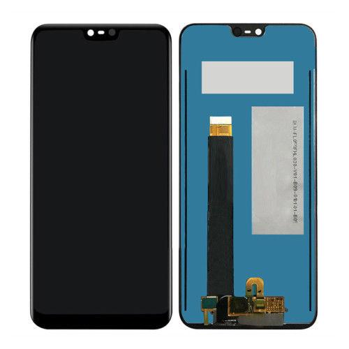 Дисплей (экран) для Nokia 6.1 Plus (TA-1103)/(Nokia X6 2018) с сенсором (тачскрином) черный