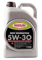 Масло Meguin New Generation 5W-30 5 литров