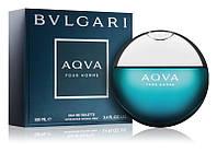 Bvlgari - Aqva Pour Homme (2005) - Туалетна вода 100 мл (тестер)