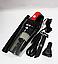 Многофункциональный компактный автомобильный пылесос компрессор фонарь STRAUS 3в1 12v, фото 2