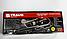 Многофункциональный компактный автомобильный пылесос компрессор фонарь STRAUS 3в1 12v, фото 5