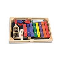 Набор музыкальных инструментов  Melissa & Doug  США (MD1318)
