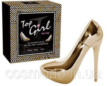 Top Girl New York Tiverton gold 100ml women perfume