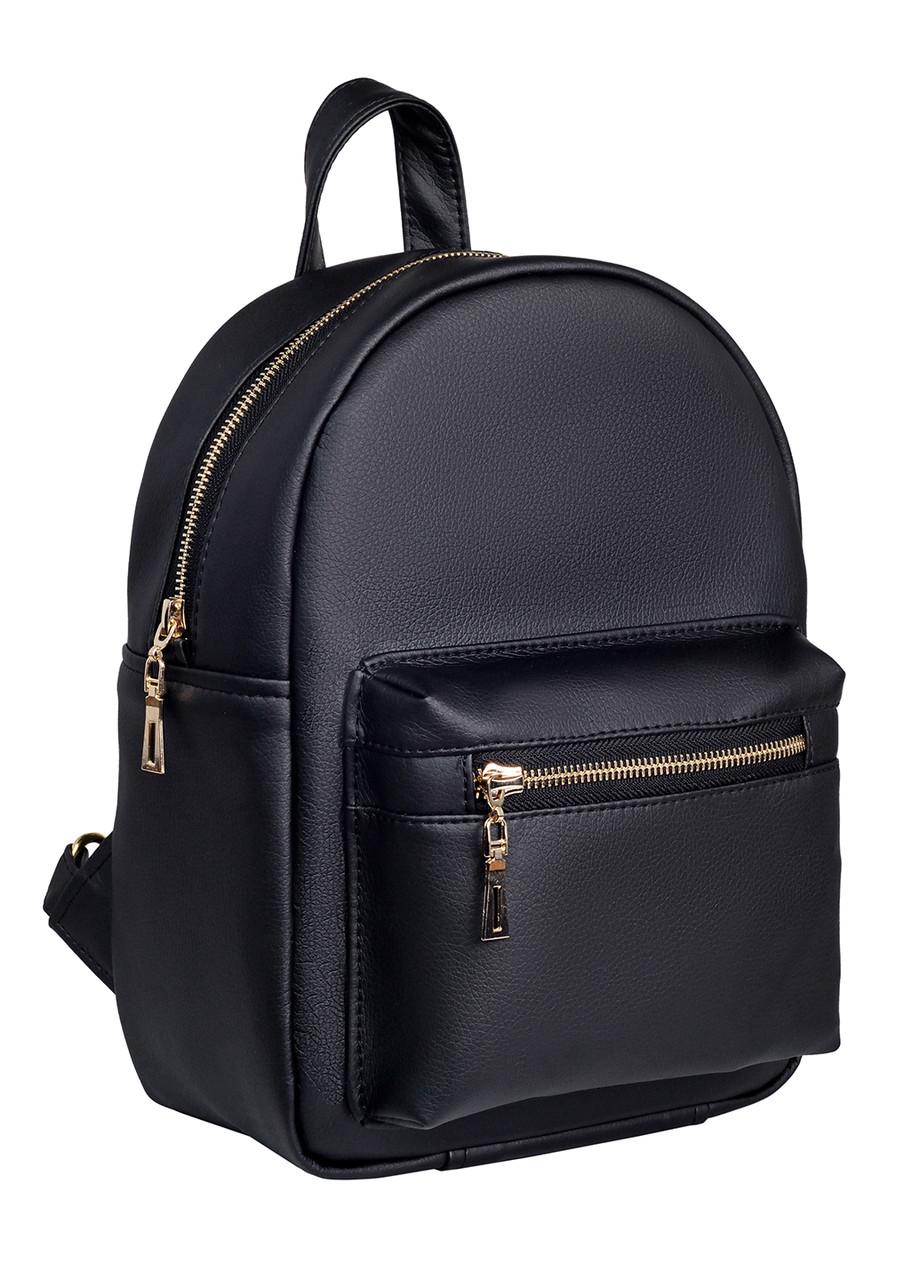 3835c6e77df3 Женский рюкзак Самбег Брикс MSG черный, цена 470 грн., купить в ...