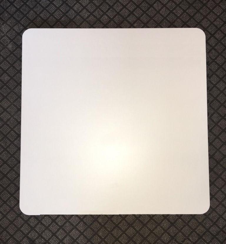 Стільниця для столу Белл, біла, 60*60 см