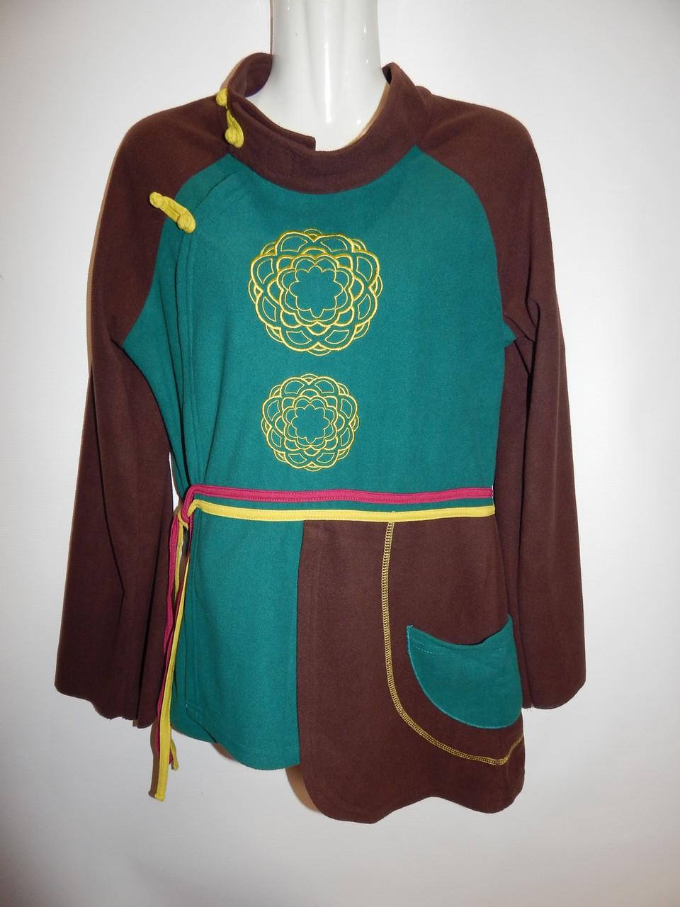 Женская флисовая кофта Coline 48-50 р.031GF