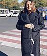 Пальто на завязках, фото 2