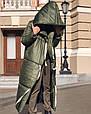 Пальто на завязках, фото 3