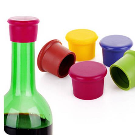 "Пробка для бутылки ""Bottle Cap"" (насадка на бутылку), фото 2"