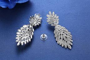 Роскошные серьги из коллекции элитной бижутерии, фото 2