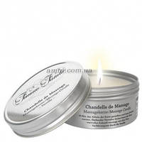 Свеча для массажа Chandelle de Massage с ароматом ванили