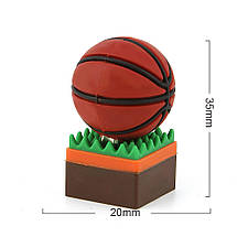 """Флешка-игрушка """"Баскетбольный мяч"""", 16 Гб, фото 3"""