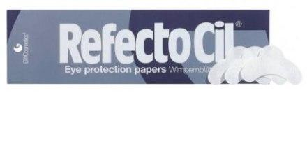 Refectocil Eye protection papers.  Патчи - салфетки под ресницы.