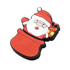 """Флешка """"Санта Клаус, Дед Мороз"""" 16 Гб, фото 3"""