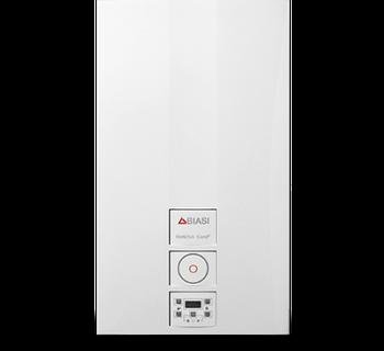 Котел газовый конденсационный BIASI RINNOVA COND PLUS 35 кВт двухконтурный