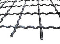 Сетка канилированная (мет.) ячейка 35х35 мм Ф3мм,размер карты 1,5х2м