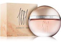 Туалетная вода Cerruti 1881 pour Femme для женщин (оригинал) - edt 100 ml