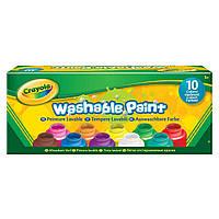 Crayola Акварель  смываемая 10 цветов 54-1205