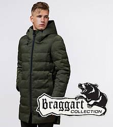 Braggart 'Black Diamond' 32312   Куртка мужская хаки, 48р.