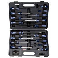 Набор отверток с битами для сто (39 единиц) 159.0100 KS Tools Германия
