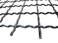 Сетка канилированная (мет.) ячейка 50х50 мм Ф4мм,размер карты 1,5х2м