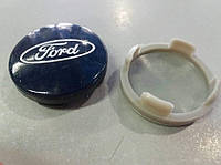 Колпачки для литых дисков дисков Ford Blue