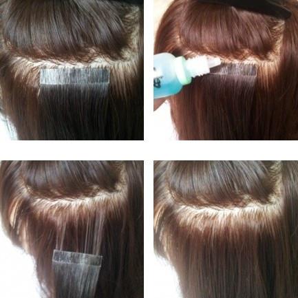 Жидкость для наращивания волос