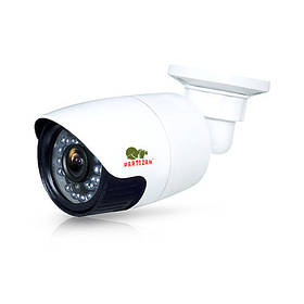 """IP видеокамера  Partizan IPO-1SP. 1.3Мп,1/3"""" Aptina, f=3.6, 0.5, Ик=25м, IP66, AWB, AGC, BLC, PoE"""