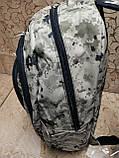 Рюкзак камуфляж пиксельный найк, фото 2