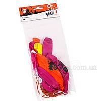 Шарики надувные цветные ''Хеллоуин'' 4 шт.с рис.(цвета микс) 10270085