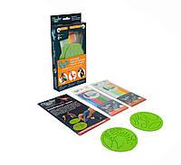3Doodler.Набір аксексуарів для 3D-ручки 3Doodler.Start Wild Birds Doodleblock Kit