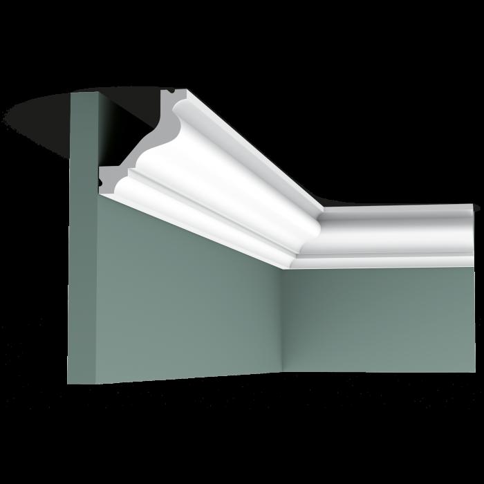 Карниз гнучкий Orac Decor C200F (65x57)мм