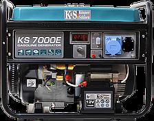 Бензиновая электростанция Konner&Sohnen KS 7000E (5,5 кВт)