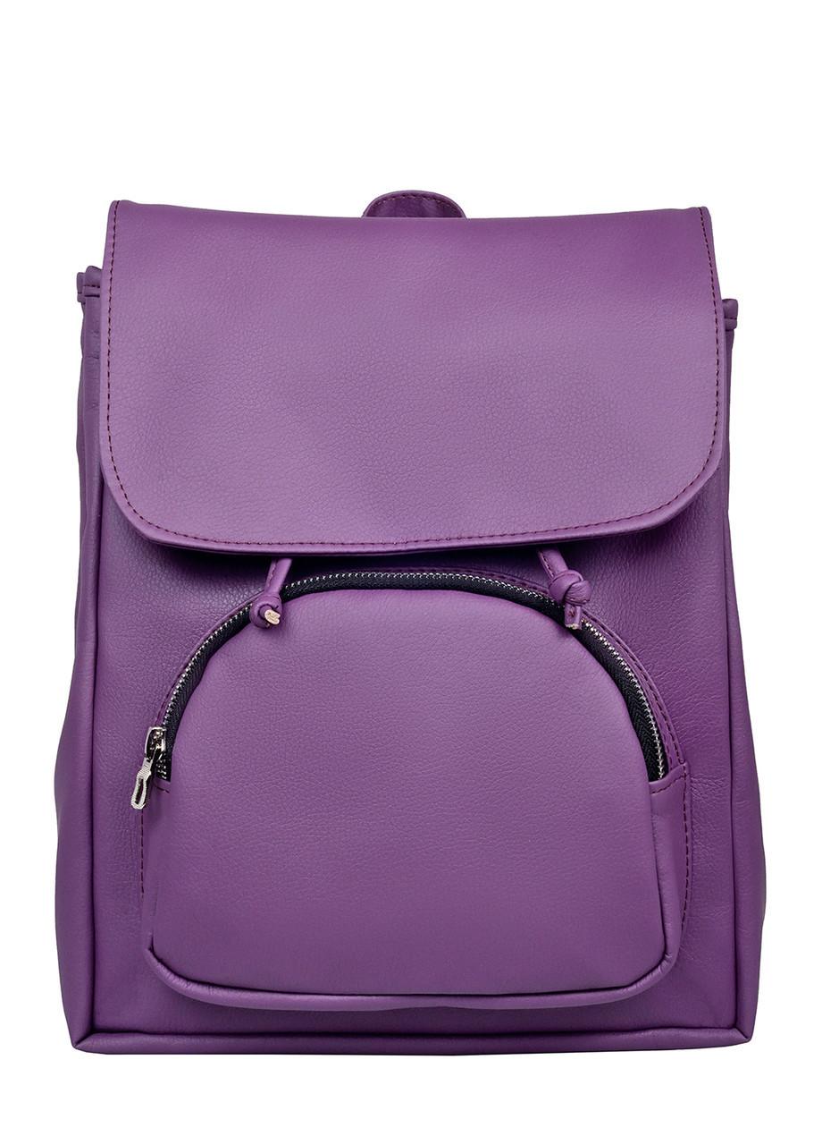 Рюкзак Sambag Loft MGS фиолет