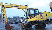 Колісний екскаватор Komatsu PW 160-7EO 2008 року