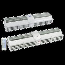 Тепловые воздушные завесы NeoClima с электрическим нагревом