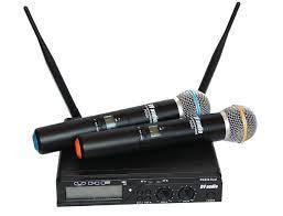 Радиосистемы, микрофоны