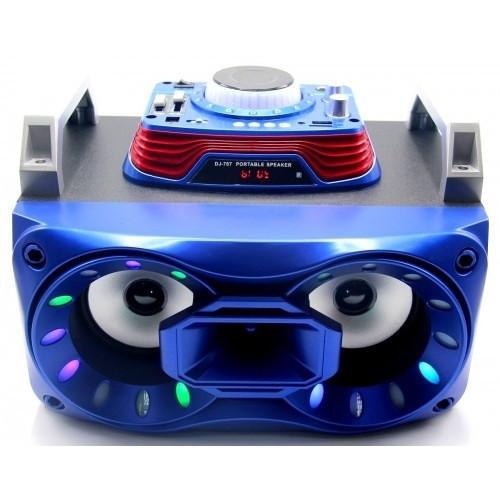 Беспроводная портативная Bluetooth колонка DJ787
