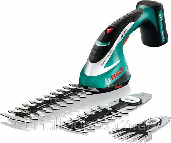 Ножницы аккумуляторные для травы и кустов Bosch ASB 10,8 LI