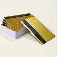 Нанесение магнитной полосы на пластиковые карты