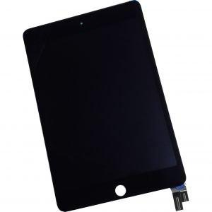 Дисплей для Apple iPad Mini 4 с тачскрином черный Оригинал