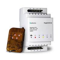 Радиореле РД-4 тип М для управления 4-мя каналами, (1 брелок в комплекте), 4 канала по 1,5 кВт, hselectro, фото 1