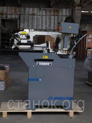 FDB Maschinen SG 220 HD Ленточнопильный станок по металлу Отрезной Ленточная пила фдб машинен сг 220 шд, фото 2