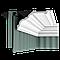 Карниз Orac Decor C340 (256x135)мм, фото 3