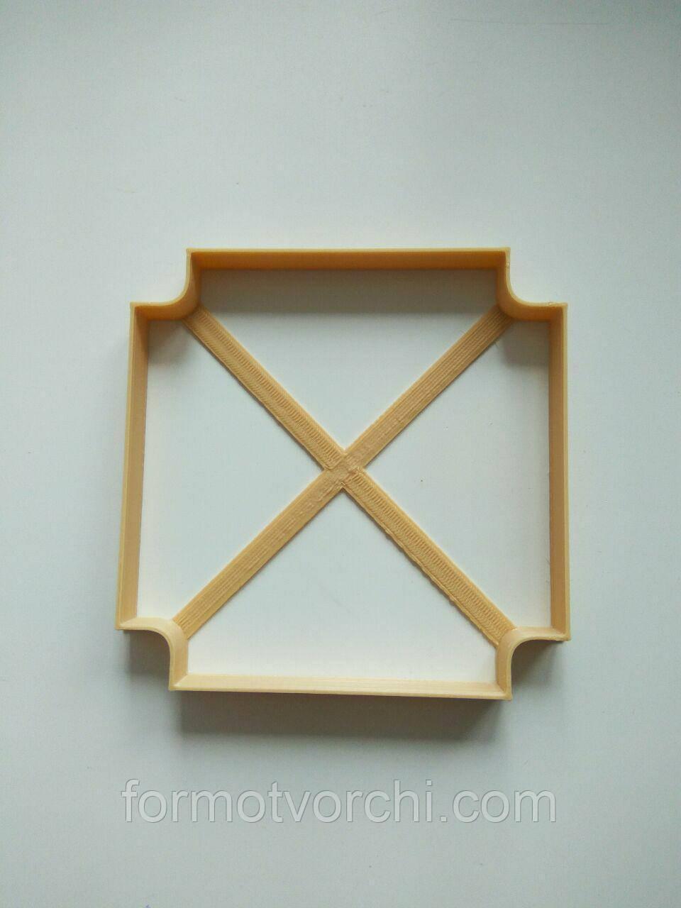 "3D формочки-вырубки для пряников ""Рамочка 15"""