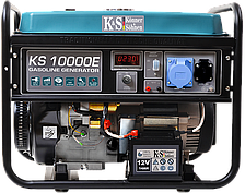 Бензиновая электростанция Konner&Sohnen KS 10000E (8 кВт)