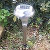 """Светильник LED садово-парковый грунтовой на солнечной батарее """"HALLEY"""", фото 5"""