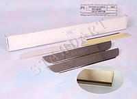 Накладки на пороги Geely MK / GC6 4D 2008- / Джили МК standart Nataniko, фото 1