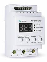 Терморегулятор ТР16у2 универсальный, охлаждение и нагрев, 3,0 кВт, hselectro, фото 1